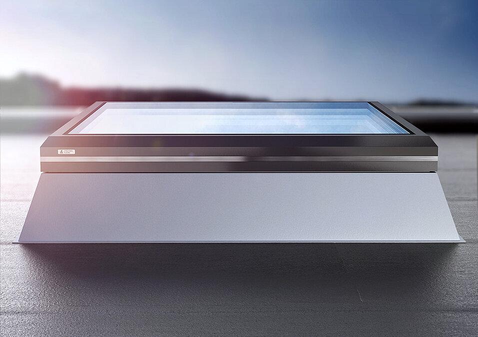 Glass Skylight Aluminium | LAMILUX Heinrich Strunz Group