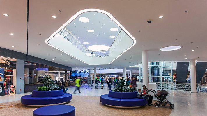 LAMILUX Glass Skylight FE Circular