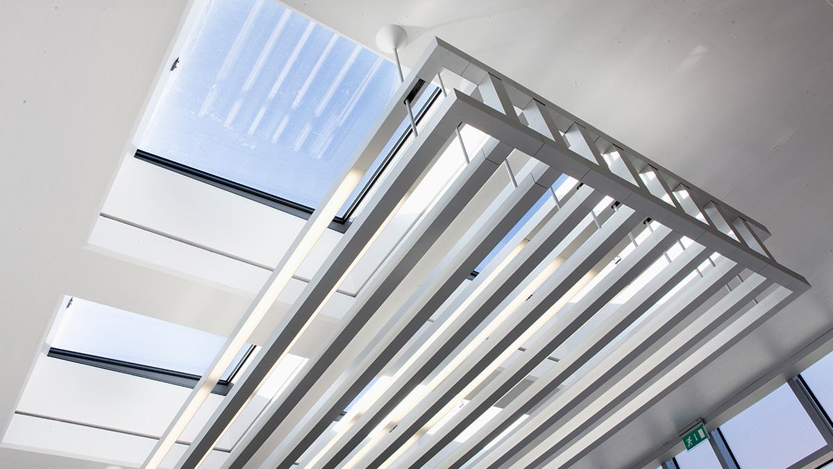Flat Roof Window Fe In Malm 246 Lamilux
